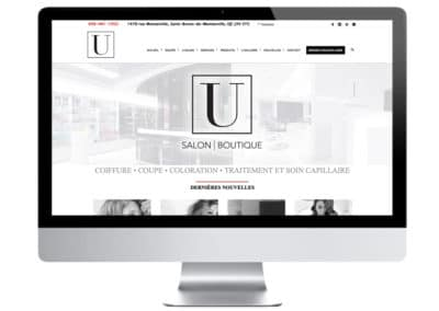 U Salon Boutique