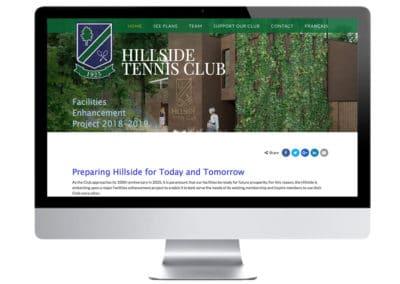 Projet Hillside