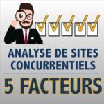 Planifier un site internet : cinq facteurs concurrentiels à analyser
