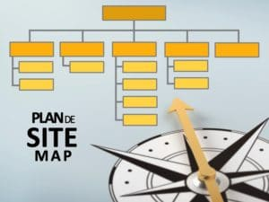 Planning a website : site map and navigation