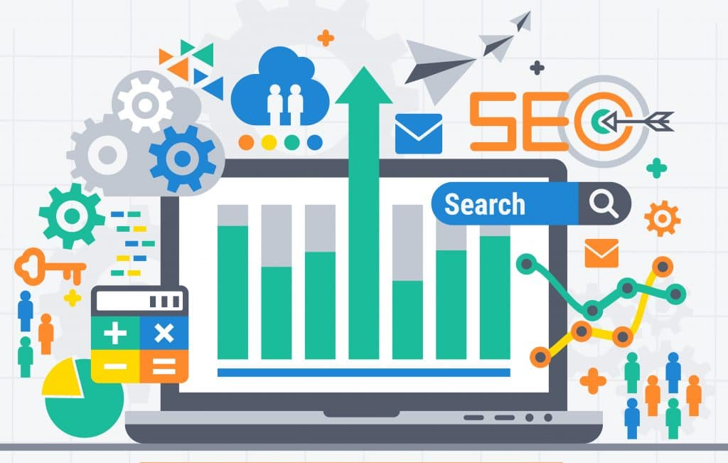 SEO Optimization calls upon many elements